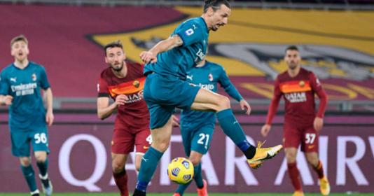 Ibra và 3 cái tên gây thất vọng nhất trong đại chiến Roma - AC Milan | Bóng Đá