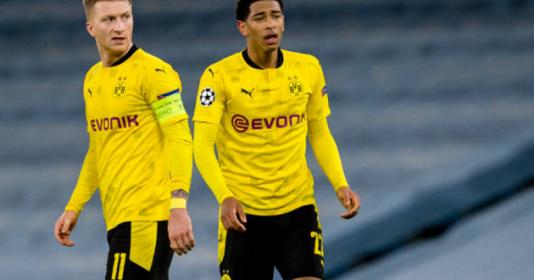 Marco Reus chỉ ra nỗi xấu hổ mà Dortmund tạo ra trước Man City   Bóng Đá