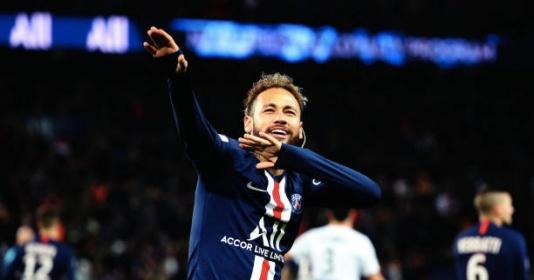 Mbappe và Neymar lập công, PSG rải cơn mưa bàn thắng tại Ligue 1 | Bóng Đá
