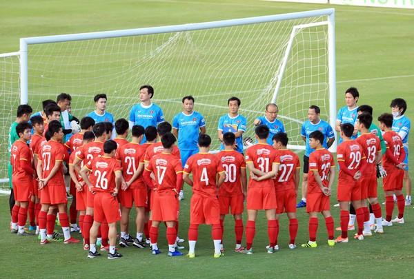 Chính thức: Danh sách ĐT Việt Nam sang Saudi Arabia cho VL cuối World Cup - Bóng Đá