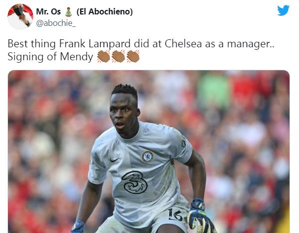 CĐV Chelsea khen ngợi di sản của Lampard trong trận Liverpool - Bóng Đá