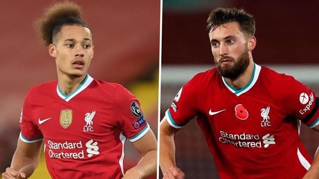 Nathaniel Phillips and Rhys Williams signs new long-term Liverpool deal - Bóng Đá