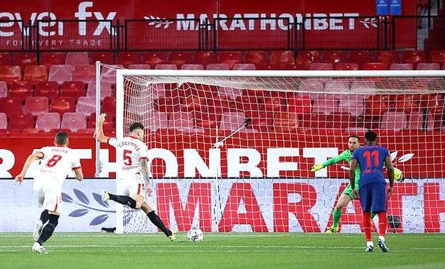 bài luận sau trận Sevilla vs Atletico Madrid - Bóng Đá