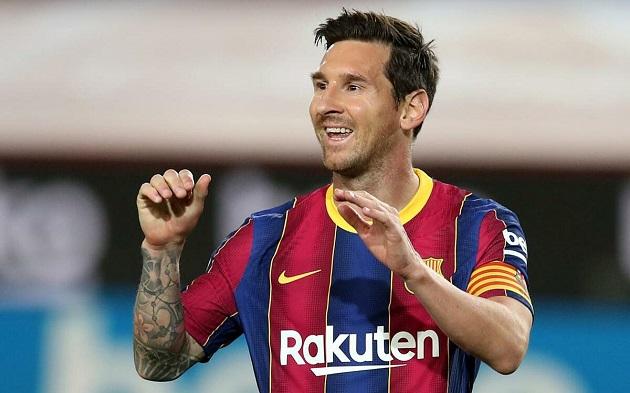 Truoctrandau đưa tin: Barca chiến thắng, Messi vượt qua Ronaldo