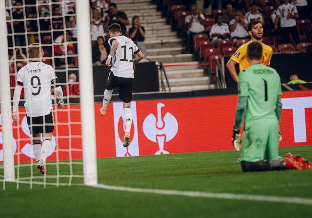 Đức vs Armenia (1h45) - Bóng Đá
