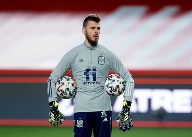 Truoctrandau đưa tin: Bất mãn với Man Utd, đại diện De Gea