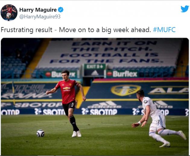 Truoctrandau đưa tin: Bruno và Maguire cùng thốt lên 2 từ miêu tả