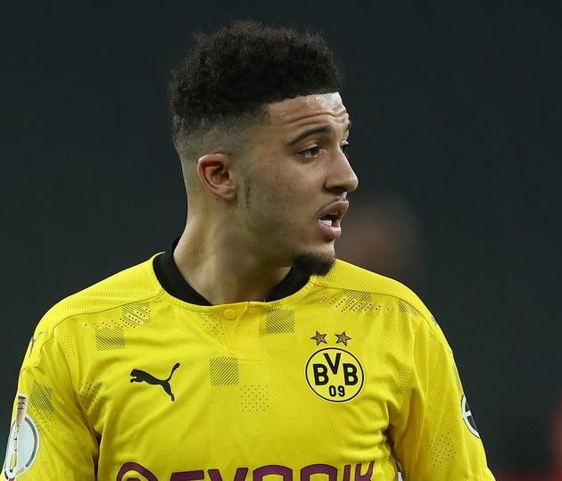 Jadon Sancho set to be ruled out of Man City reunion after missing Borussia Dortmund training - Bóng Đá