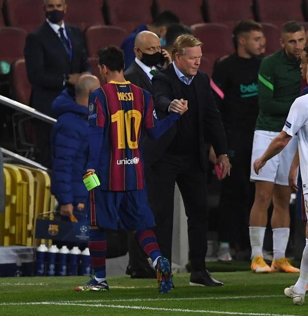 Truoctrandau đưa tin: HLV Barca nổi điên, chỉ trích trọng tài thậm tệ