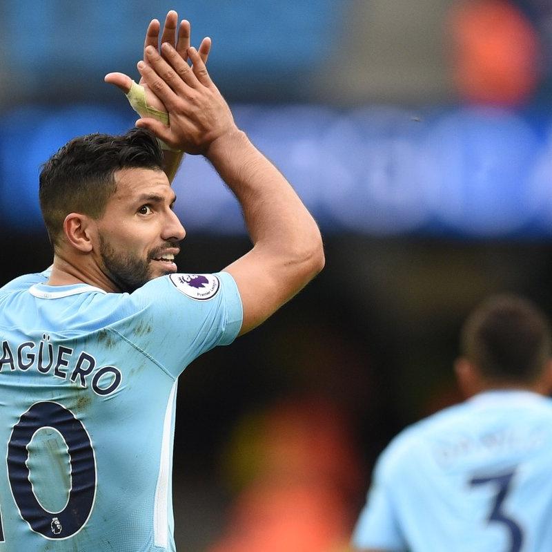 Man City chọn tiền đạo chủ lực của Tot thay thế Aguero